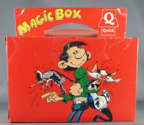 Gaston - Quick Premium - Magix Box (Bendable Figure & Gaston\'s Car included)