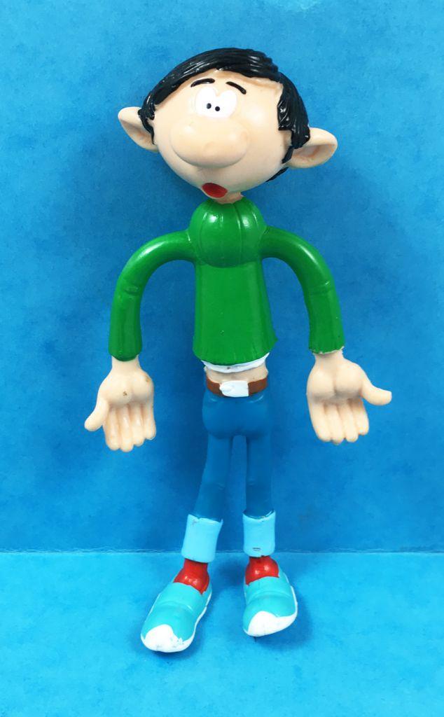 Gaston Lagaffe - Figurine Flexible Quick - Gaston (12cm)