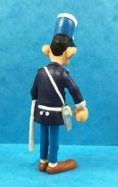 Gaston Lagaffe - Figurine PVC Plastoy - Brigadier-chef Joseph Longtarin
