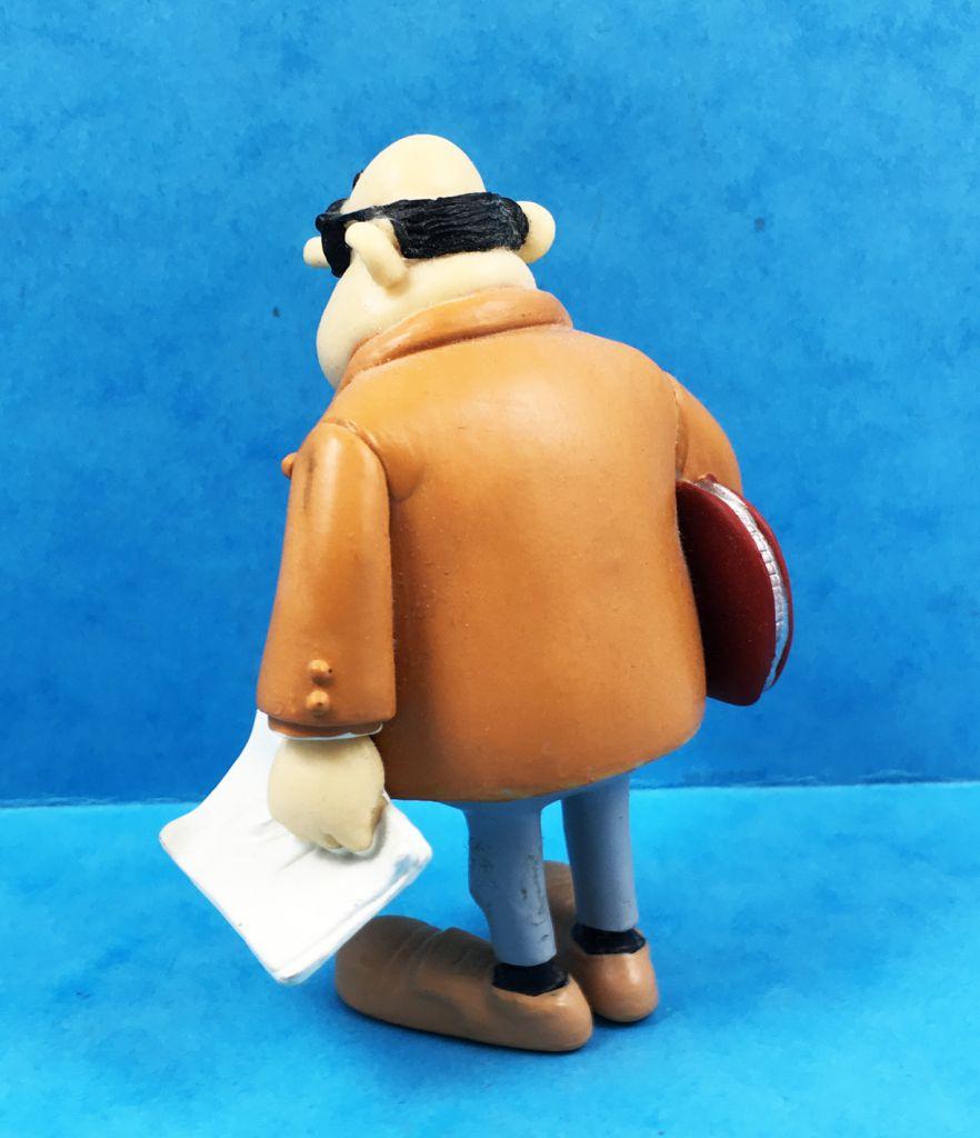Gaston Lagaffe - Figurine PVC Plastoy - M. De Mesmaeker