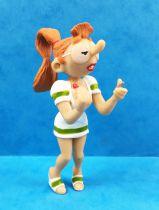 Gaston Lagaffe - Figurine PVC Plastoy - Mademoiselle Jeanne