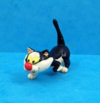 Gaston Lagaffe - Figurine PVC Quick - Le Chat de Gaston