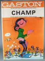 Gaston Lagaffe - Présentoir à Briquet Champ