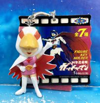 Gatchaman - Banpresto - Super-Deformed Figure Keychain Princess - Banpresto