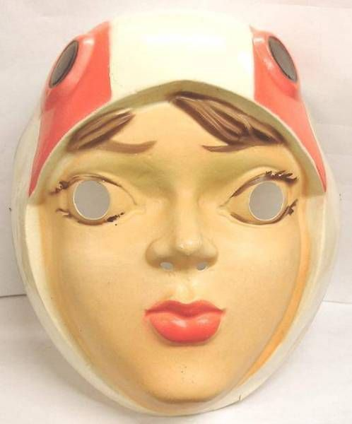 Gatchaman - César face mask - Princess