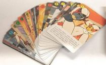 Gatchaman - Fournier - Illustrated \\\'\\\'Battle of the Planets\\\'\\\' playing card game