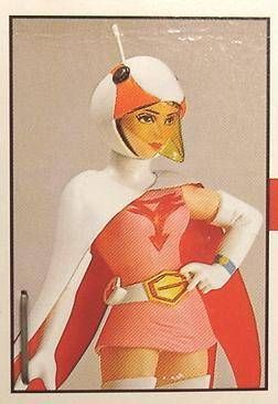 Gatchaman - Soi - Princess Resin model kit