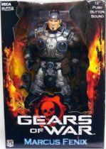 Gears of War - 12\'\' electronic Marcus Fenix - NECA Player Select figure