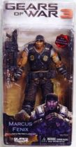Gears of War 3 Série 1 - Marcus Fenix - Figurine Player Select NECA