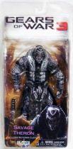 Gears of War 3 Série 3 - Savage Theron (version 2) - Figurine Player Select NECA