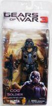 Gears of War 3 Series 3 - COG Soldier - NECA Player Select figure