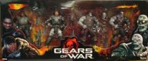 Gears of War Series 1 - NECA Player Select figures gift set