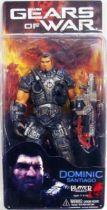 Gears of War Series 2 - Dominic Santiago - NECA Player Select figure