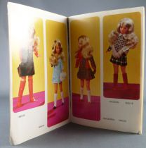Gégé - Catalogue Couleurs Milly Dolly 30 pages 15,5 x 10,5 cm