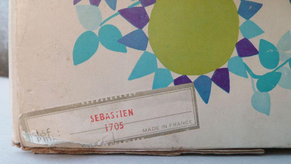 Gégé Réf 1705 - Poupée 40 cm -  Sébastien 1974 Neuve en Boite