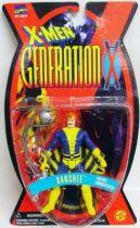 Generation X - Banshee (blue costume)