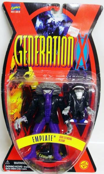 Generation X - Emplate