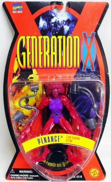 Generation X - Penance