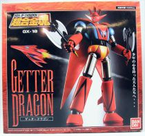 Getter Robo - Bandai Soul of Chogokin GX-18 - Getter Dragon