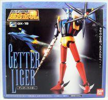 Getter Robo - Bandai Soul of Chogokin GX-19 - Getter Liger