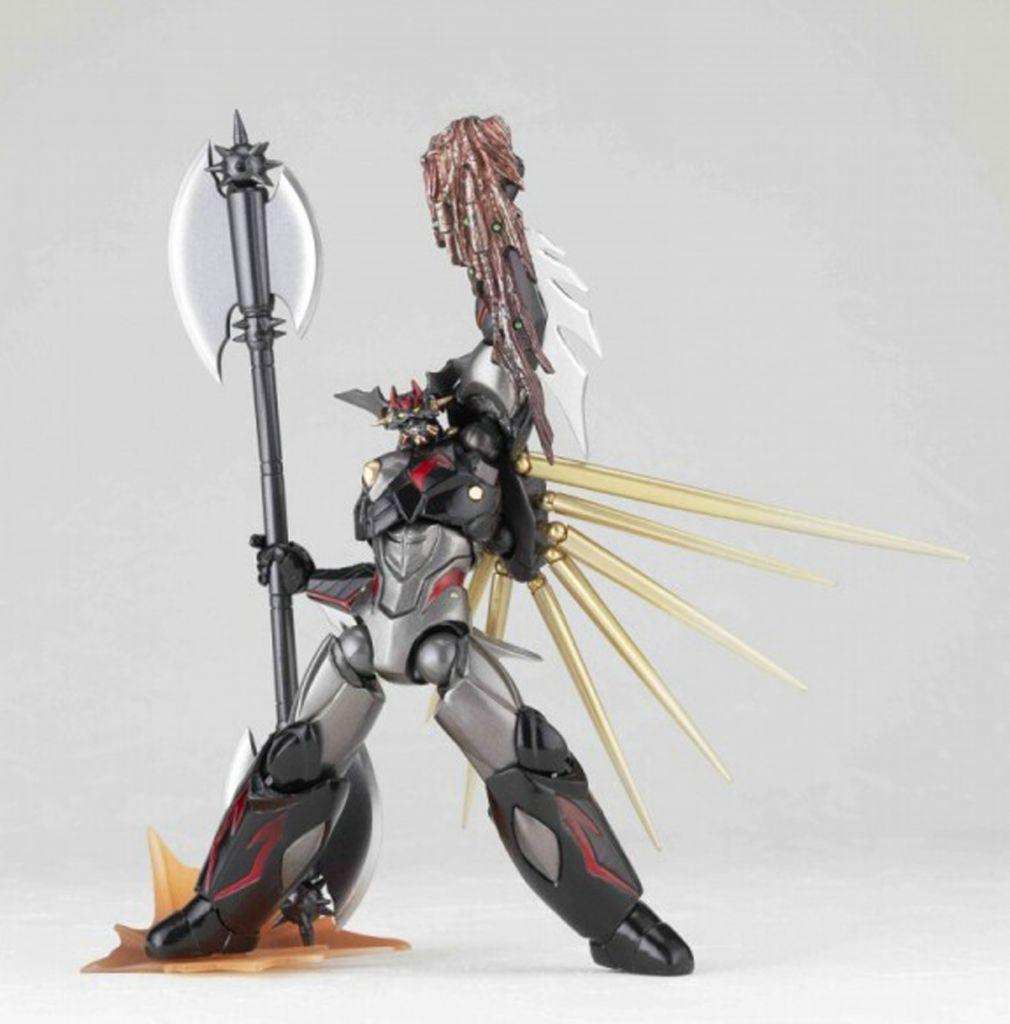 Getter Robo - Kaiyodo Revoltech (Yamaguchi) 099 - Getter Arc (Black)