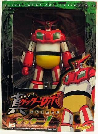 Getter Robo - Marmit - Getter 1 OAV Fierce Legend