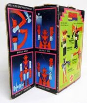 Getter Robo - Mattel Shogun Warriors - Dragun 2nd edition