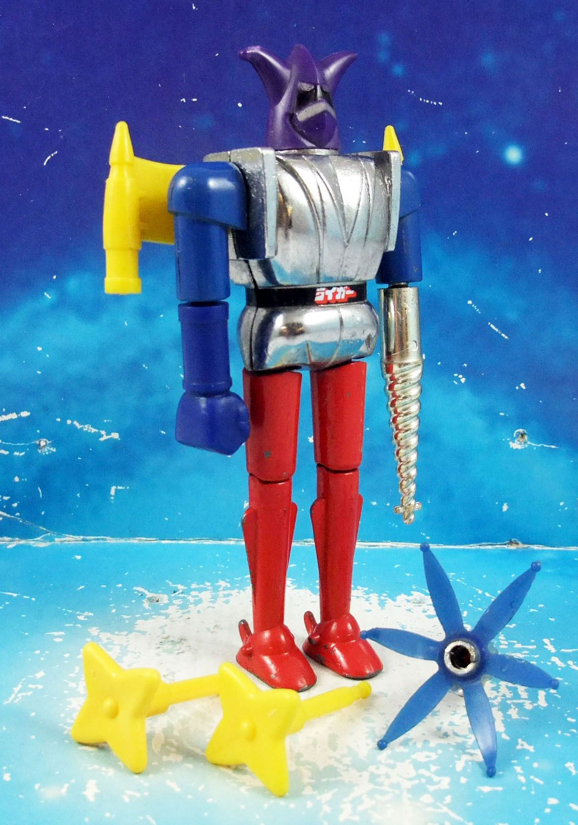 Getter Robo - Mattel Shogun Warriors - Raider (loose)