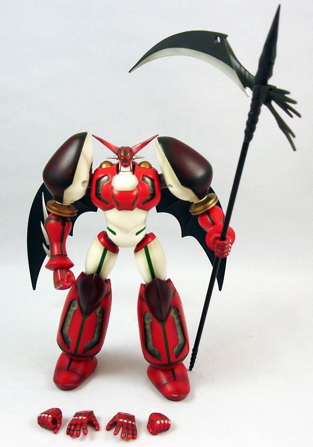 Getter Robo - Miracle House - Shin Getter Robo 1 (loose)