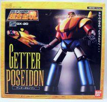 Getter Robo G - Bandai Soul of Chogokin GX-20 - Getter Poseidon