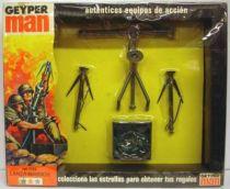 Geyper Man - Lanza Garfios- Ref 7304