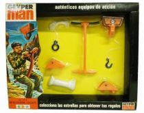 Geyper Man - Montaje Deslizador Rescate - Ref 7315