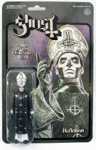 "Ghost - Super7 ReAction Figure - Papa Emeritus III \""black\"""
