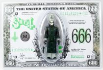 "Ghost - Super7 ReAction Figure - Papa Emeritus III \""Mummy Dust\"""