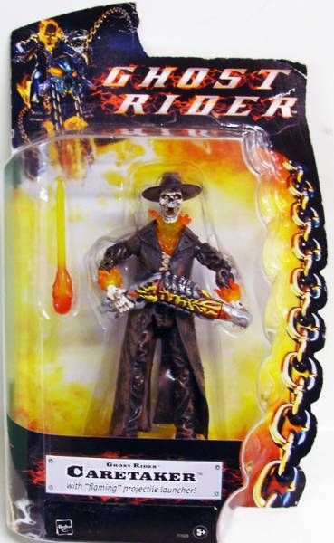 Ghost Rider (Le Film) - Caretaker