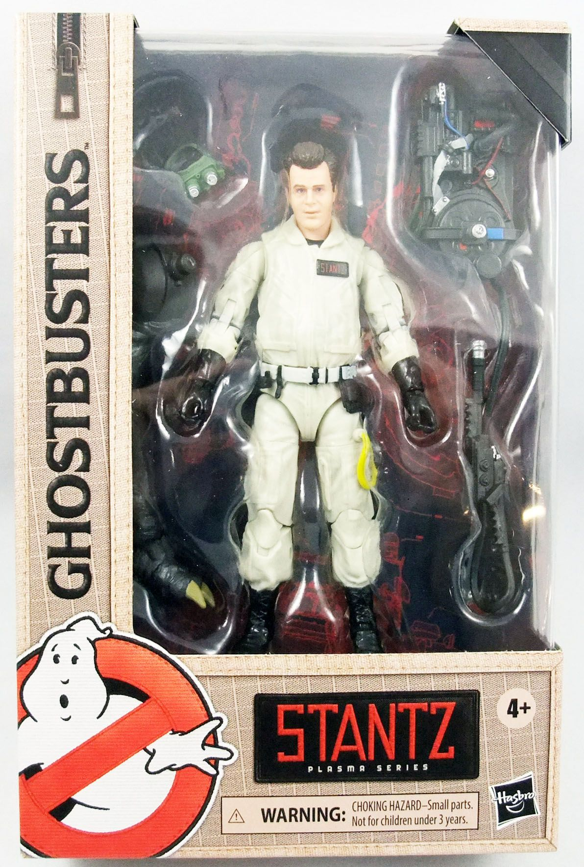 "Ray Stantz Ghostbusters Hasbro Plasma Series 6/"" Action Figure New"