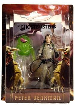 Ghostbusters - Mattel - Peter Venkman (with Slimer)