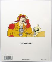 """Ghostbusters (Filmation) - G.P. Rouge & Or Editions - \""""Ghosts & Magician\"""""""