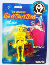 Ghostbusters Filmation - Figurine articulée - Scared Stiff / Tout-en-Os (neuf sous blister Savie)