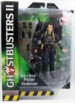 Ghostbusters II - Diamond Select - We\'re Back Peter Venkman
