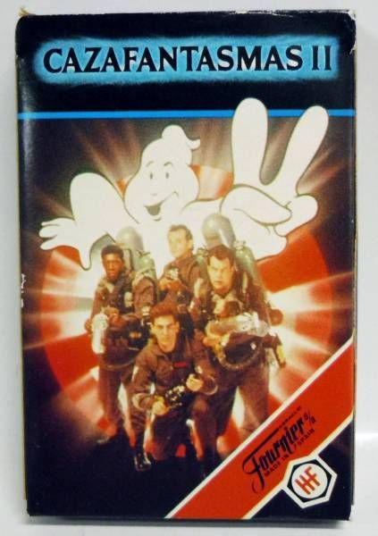 Ghostbusters II - Fournier Playing Cards