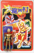 Ghosts\'n Goblins - Super7 ReAction Figure - Magic Armor Arthur
