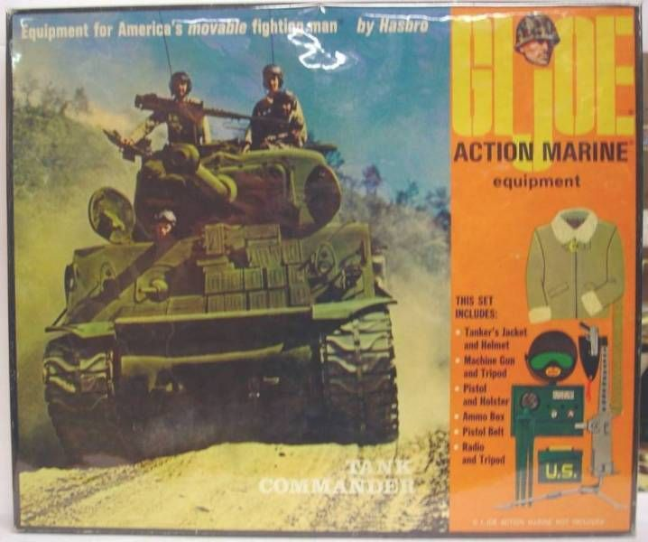 GI Joe - Tank Commander  - Ref 7731