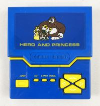 GIG Electronics - Handheld LCD Game Double Screen - Hero and Princess (loose)