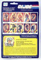 G.I.JOE - 1983 - Airborne - Comandos Heroicos Plastirama
