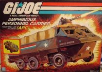 G.I.JOE - 1983 - Amphibious Personnel Carrier APC