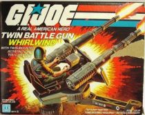 G.I.JOE - 1983 - Whirlwind Twin Battle Gun