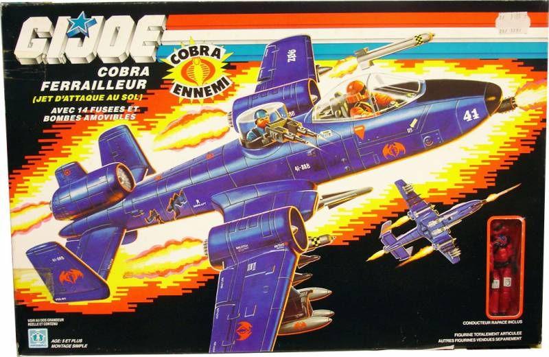G.I.JOE - 1984 - Cobra Rattler