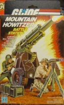 G.I.JOE - 1984 - Mountain Howitzer