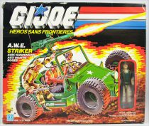 G.I.JOE - 1985 - A.W.E. Striker